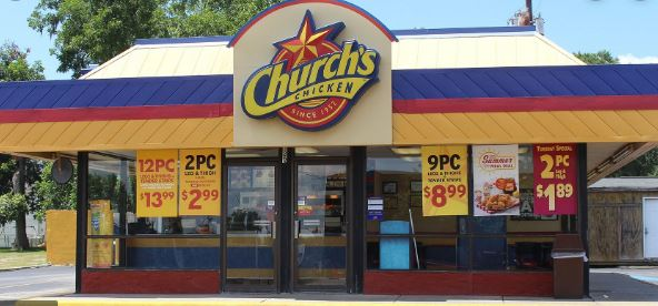 churchs chicken