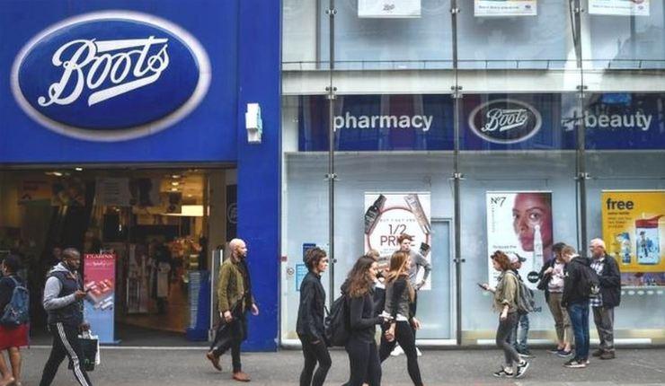 Boots Pharmacy Survey Outside