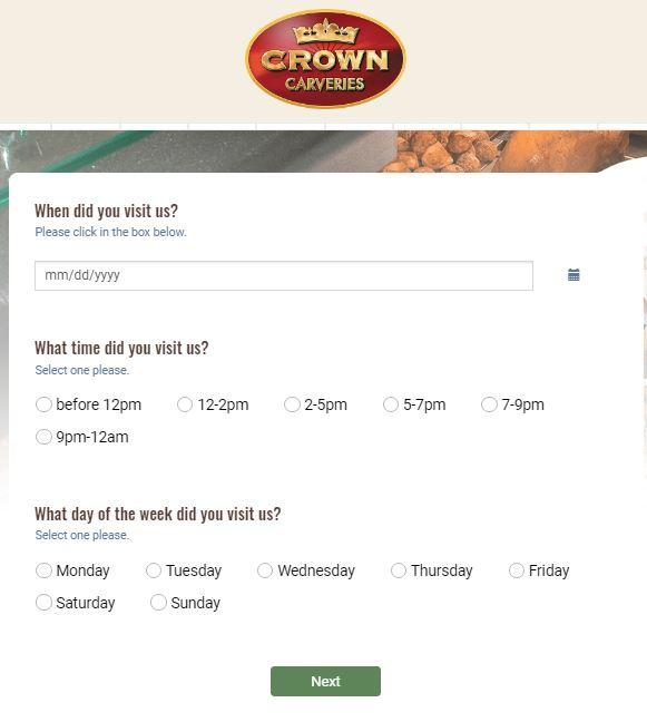 Crown Carveries 2