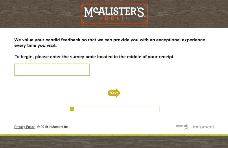 McAlisters 1