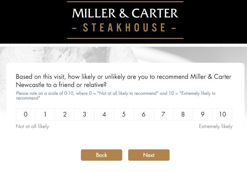 Miller & Carter 2