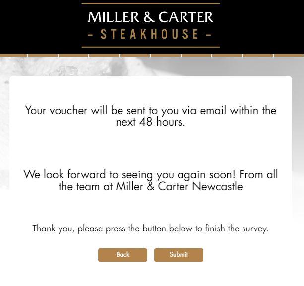 Miller & Carter 6