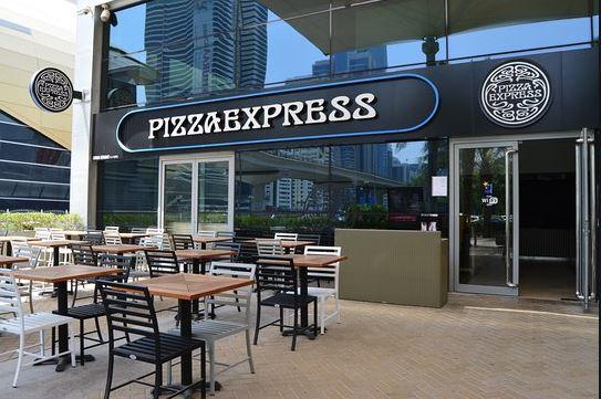 Pizza Express 8