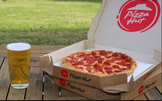 pizza hut delivery 5