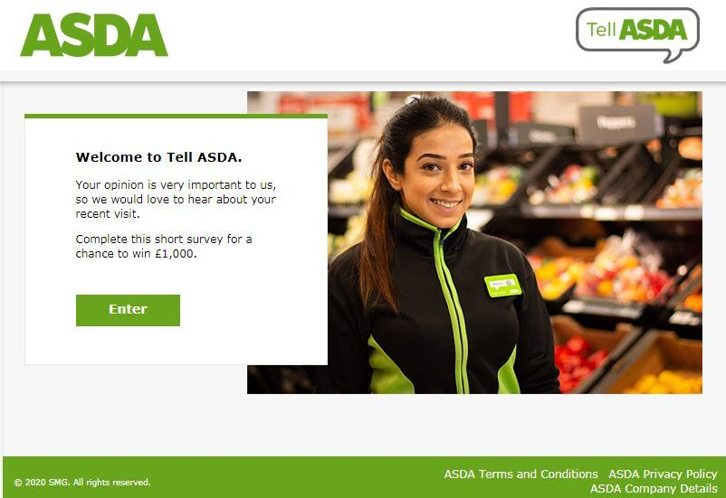 ASDA Survey 1st