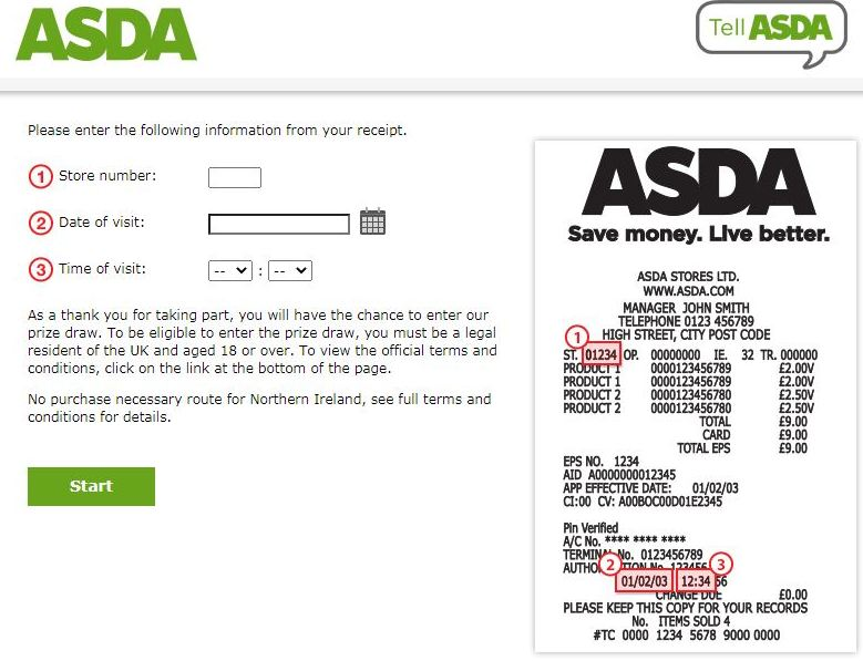 ASDA Survey 2nd