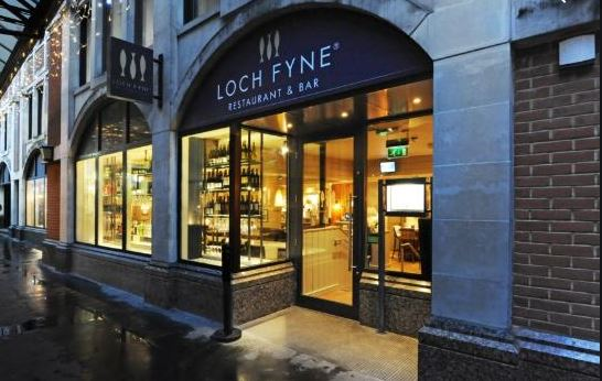 Loch Fyne Customer Survey 1