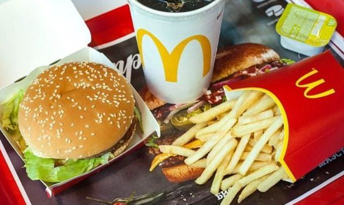 McdFoodForThoughts Survey Food