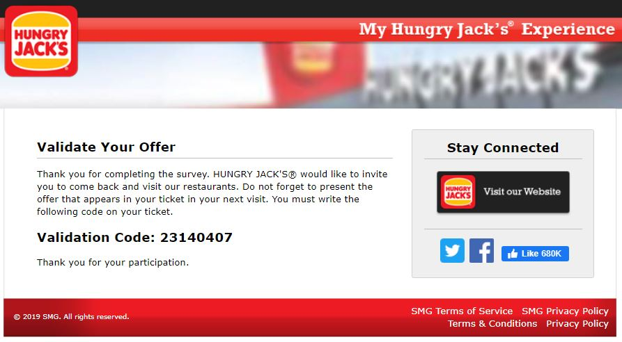 hungry jacks 6