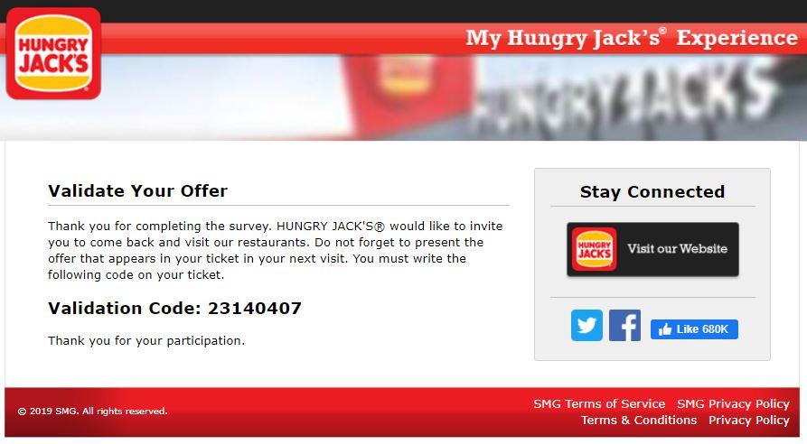 hungry jacks 6