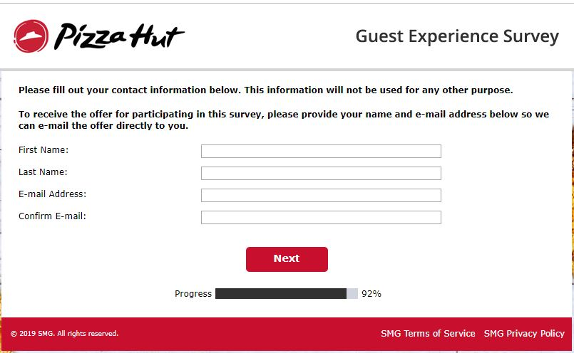 pizza hut delivery 3