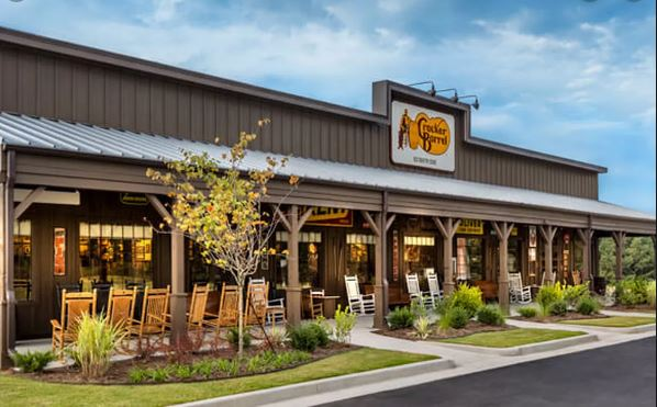 Cracker Barrel 1