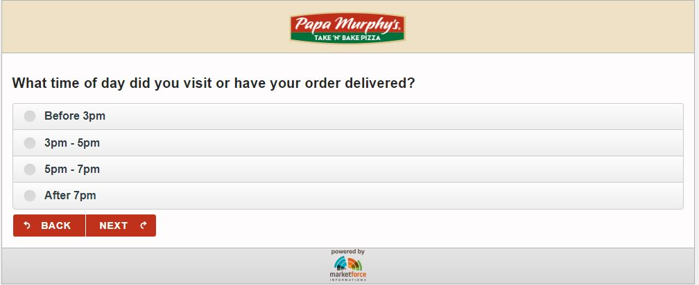 papa survey 1