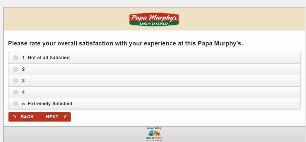 papa survey 2