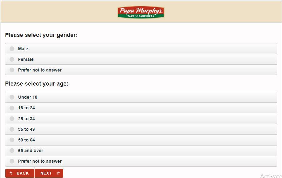 papa survey 5