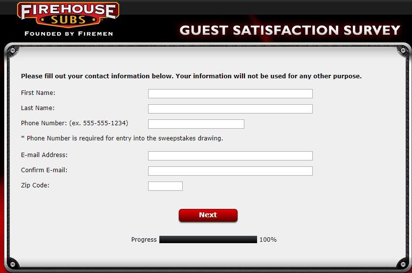 Firehouse Survey