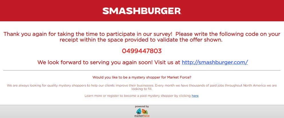 SmashburgerFeedback