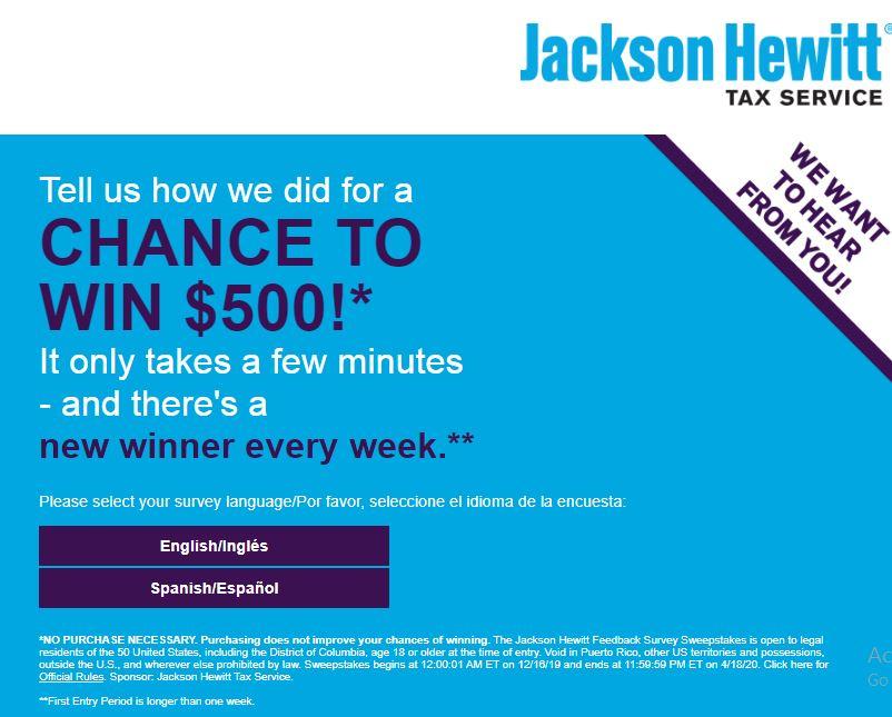 jeckson hewitt survey