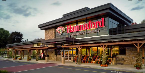 talktohannaford.com website