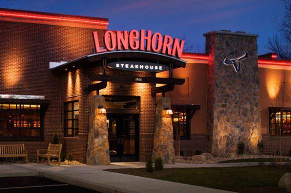 LongHorn Steakhouse Survey
