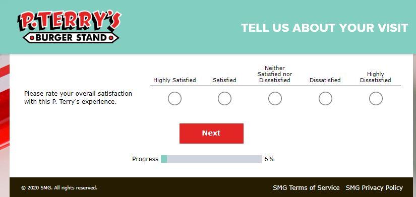 P Terrys Survey