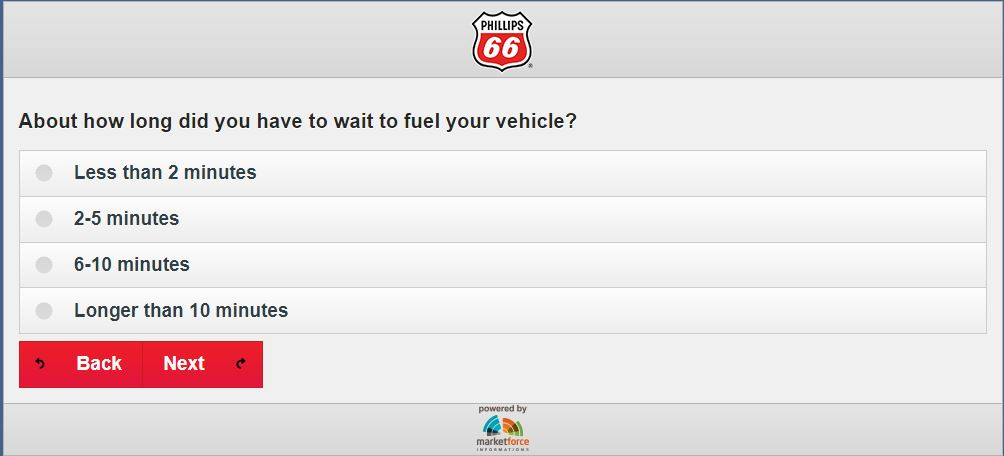Phillips 66 feedback