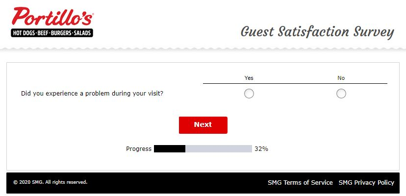 Portillos Survey