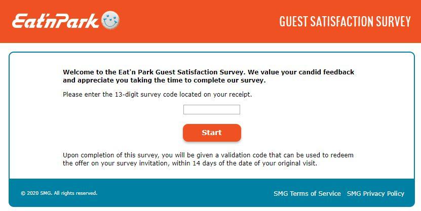 TellEnP.com Survey