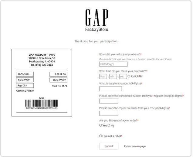 feedback4gapfactory