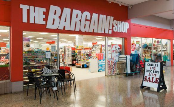 Bargain Shop Survey