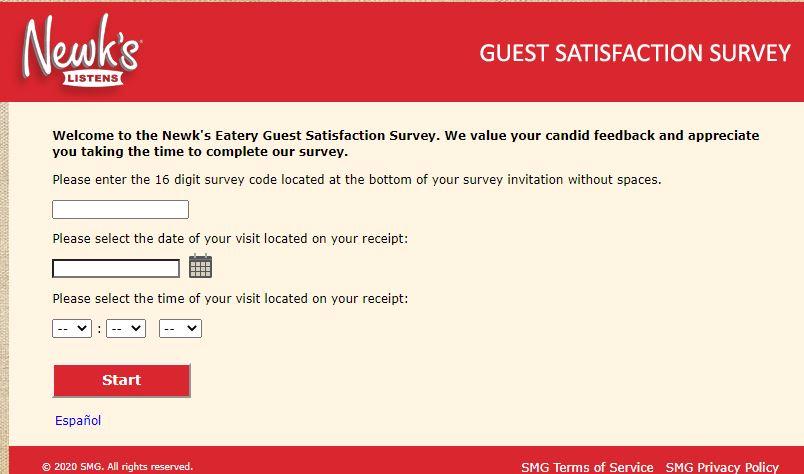 NewksListens.com Survey