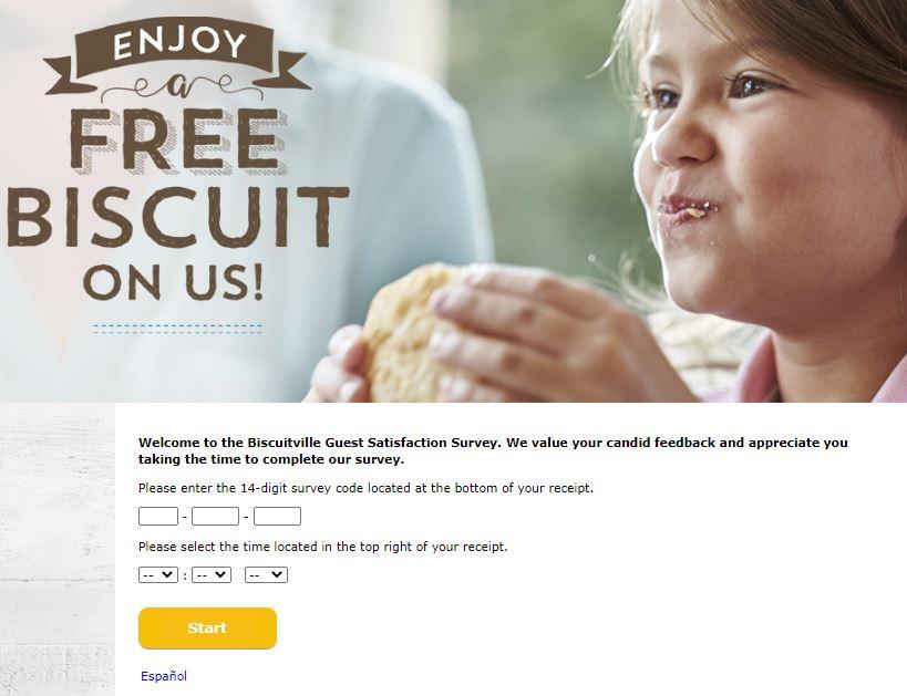 biscuit survey