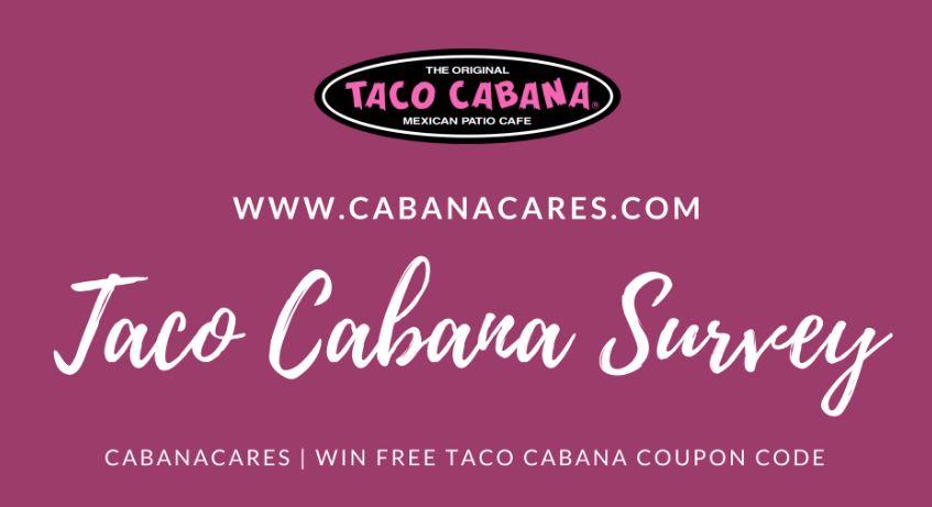 Cabana Care Survey