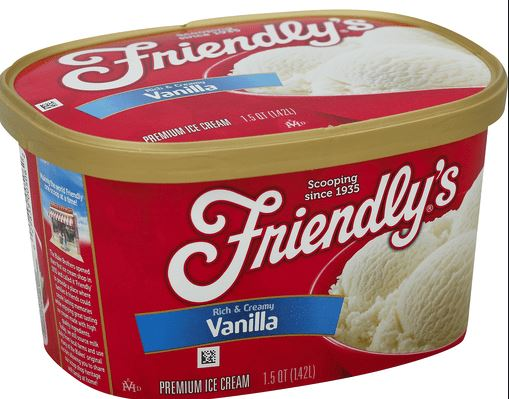 Friendlys Ice Cream Survey