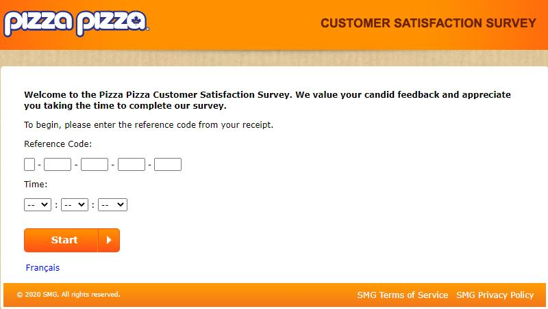 Pizza Pizza Survey
