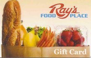 Rays Food Place Survey Reward