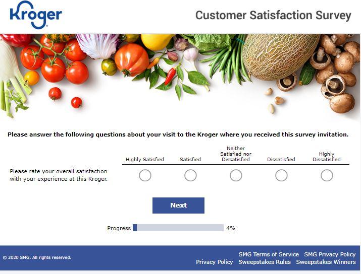RoundysFeedback.com Survey
