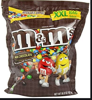 m&m survey