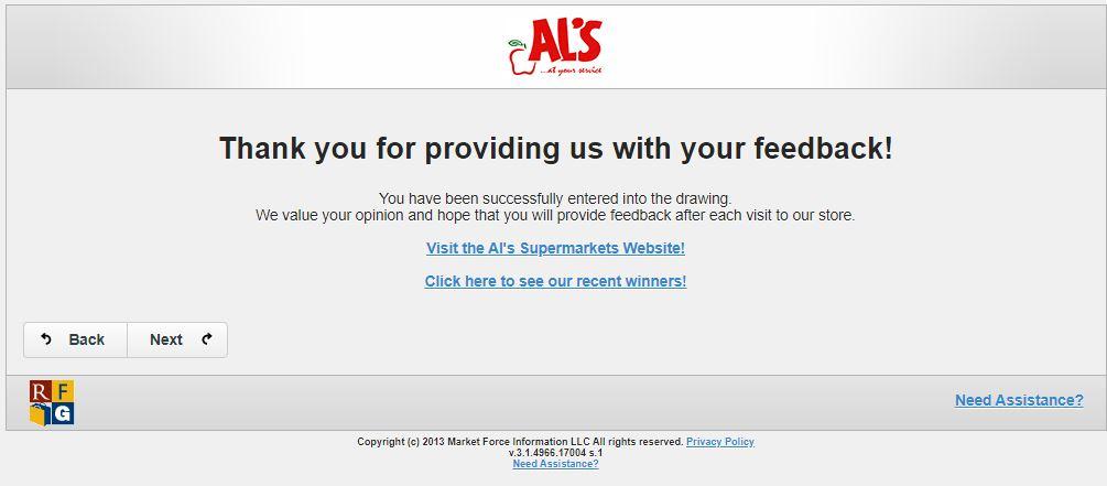 ALs Survey