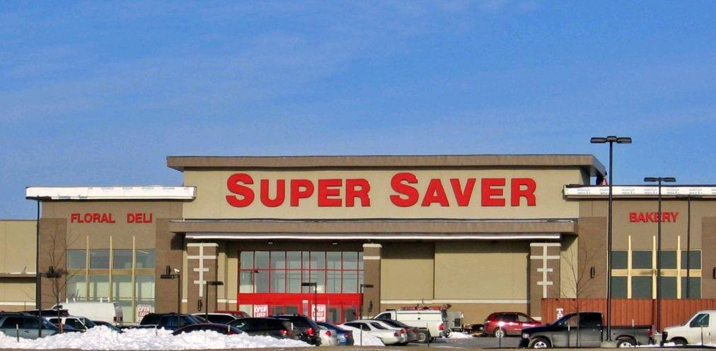 Super Saver Survey Outside