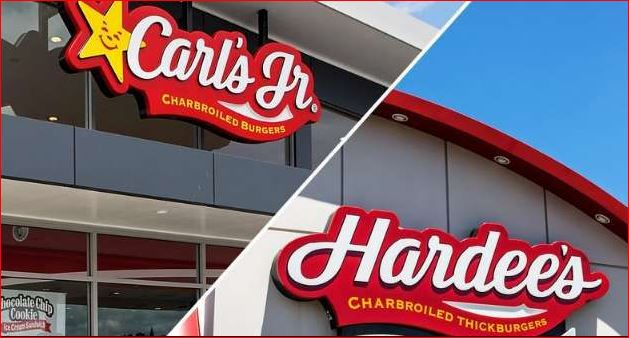 Carl's Jr. or Hardee's Customer Survey Image