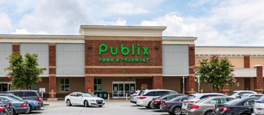 publix survey Outside