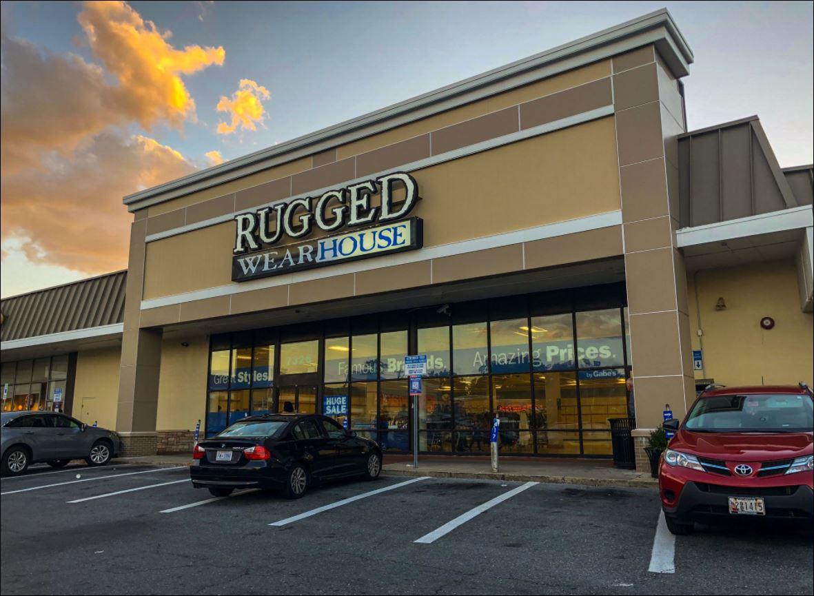 Rugged Wearhouse Guest Feedback Survey