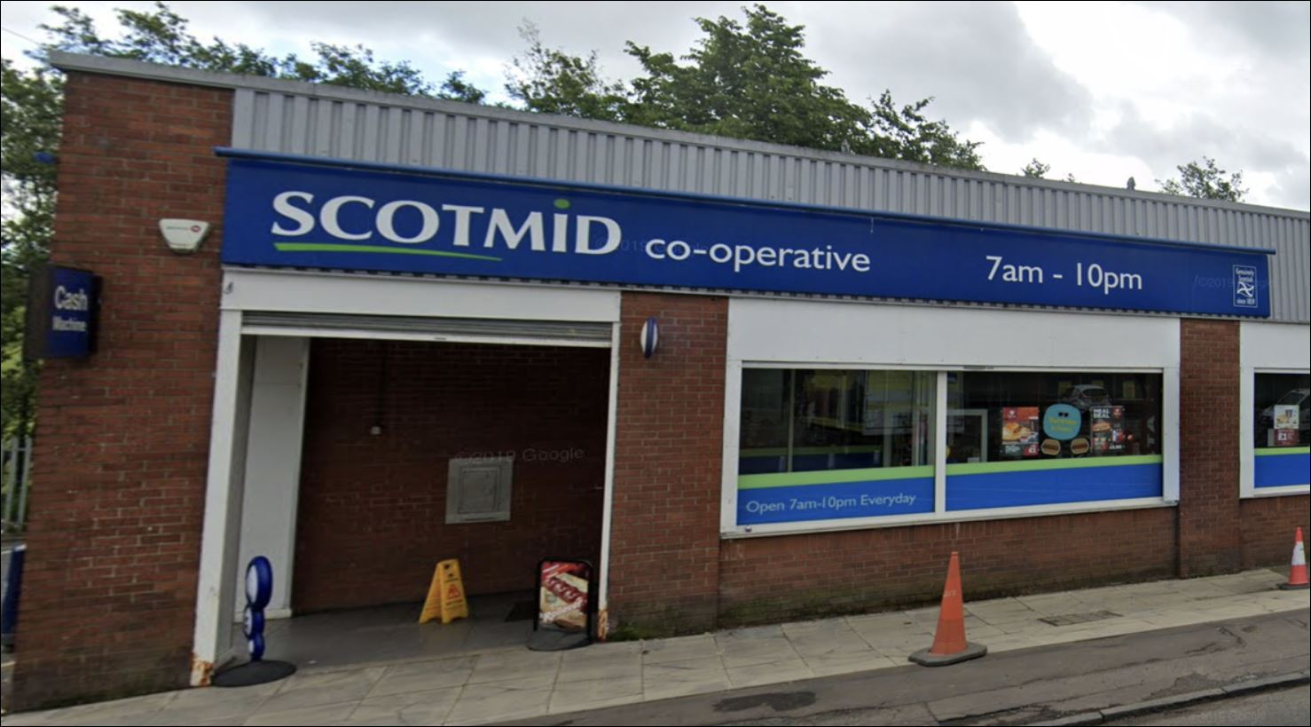 Scotmid Co-operative Customer Feedback Survey