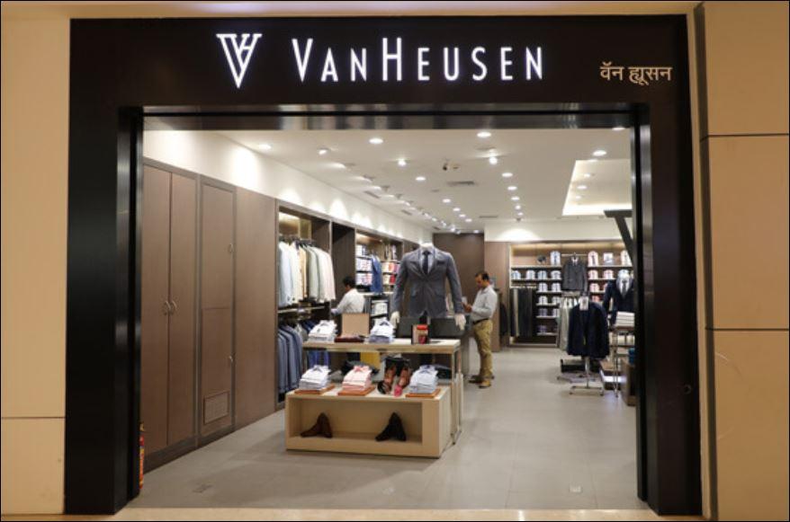 Van Heusen Online Survey