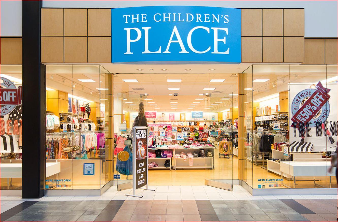 Childrens Place Guest Survey